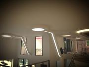 Luminaire staff