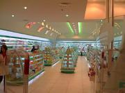 Plafond pharmacie