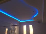 plafond à éclairage indirect